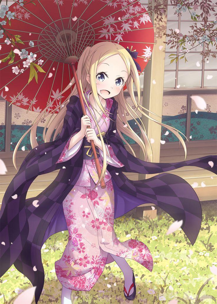 "World of twodimensional in Japan ""Kimono"" anime manga"