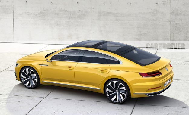 2017 volkswagen arteon i 39 d seriously like to see one in a. Black Bedroom Furniture Sets. Home Design Ideas