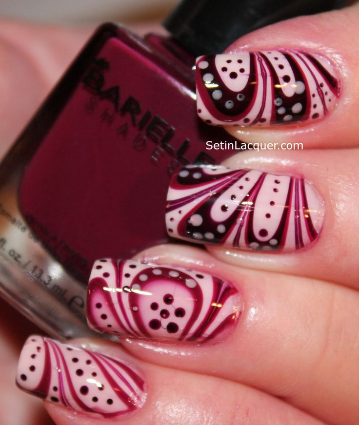 Marble Nail Art: Best 25+ Water Marble Nails Ideas Only On Pinterest