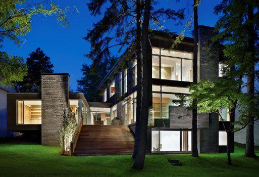 Ravine House / location Toronto, Ontario / Cindy Rendely Architexture