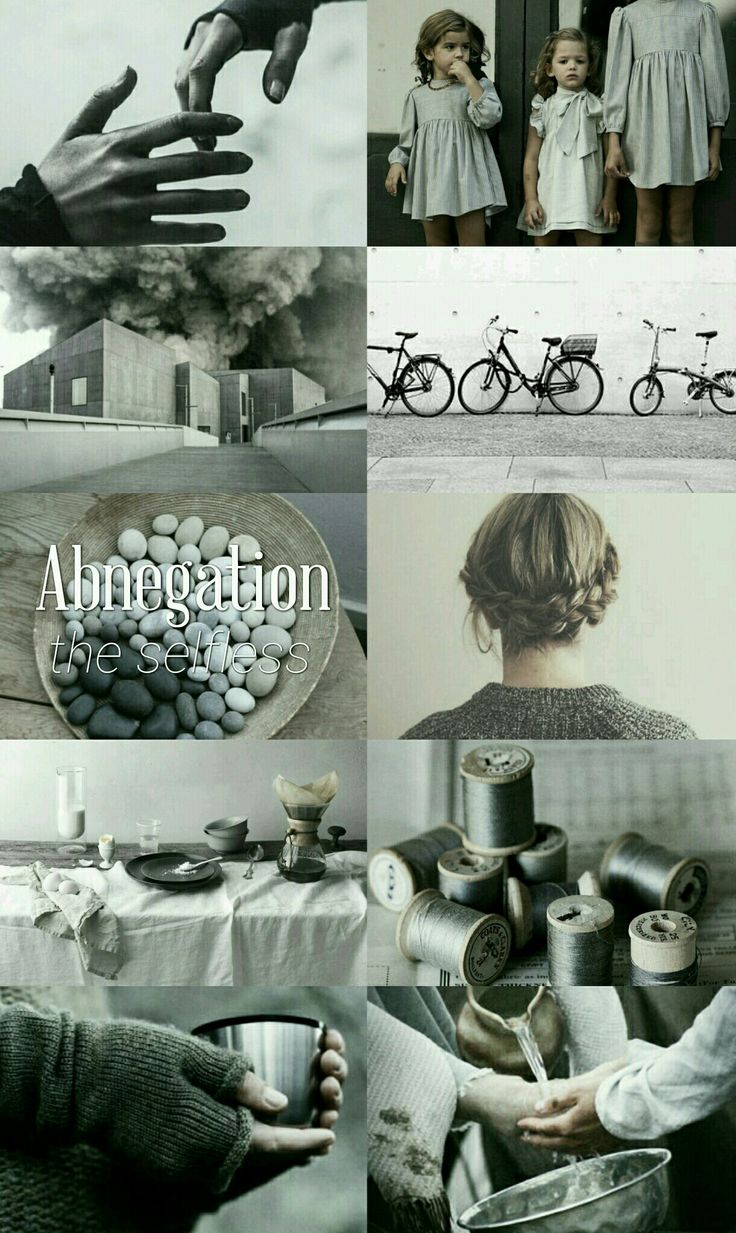 Abnegation Aesthetics #divergent #insurgent #allegiant #factions