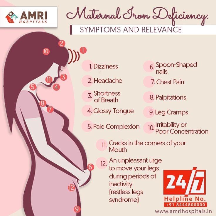 Iron deficiency during pregnancy 'increases the risk of having a child with autism, Read the symptoms during pregnancy #irondeficiency #anemia #Pregnancy #AMRIHospitalKolkata