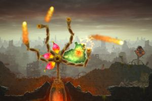 Download Mushroom 11 android game for Free    As life struggles to gain a foothold in a devastated world, a new lifeform emerges from the rubble. Mold yourself into any shape as you explore this strange, challenging landscape. The eerily beautiful visuals are complemented by the ethereal music of electronica legend The Future Sound of London.    http://apk-best.com/mushroom-11/