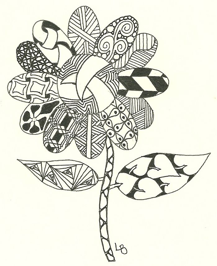 950 best images about Zentangles and Doodles on Pinterest