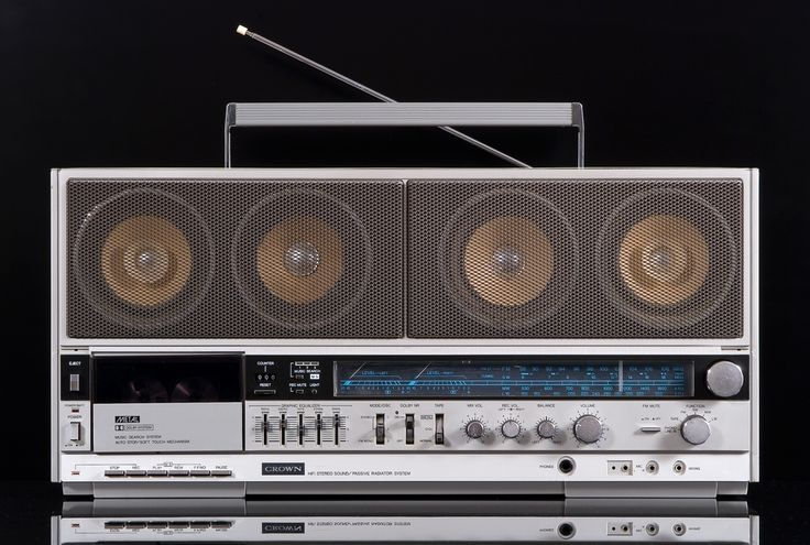 Vintage boombox. DrmZ_Crown_CSC_350L_01 | by Radio DrmZ .....................Please save this pin.   .............................. Because for vintage collectibles - Click on the following link!.. http://www.ebay.com/usr/prestige_online