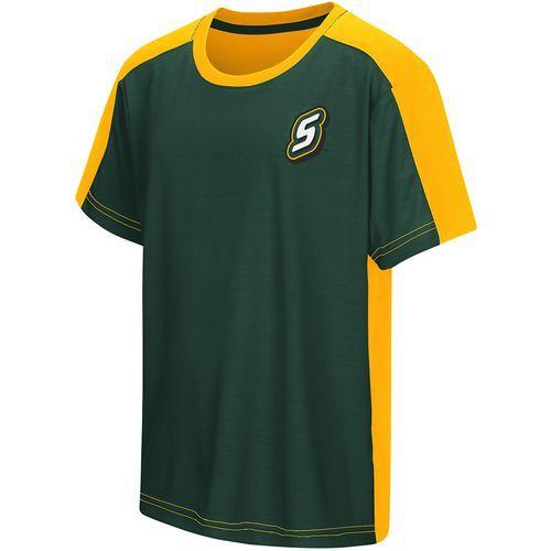 Colosseum Athletics Boys' Southeastern Louisiana University Short Sleeve T-shirt (Green Dark, Size Medium) - NCAA Licensed Product, NCAA Youth Appa...