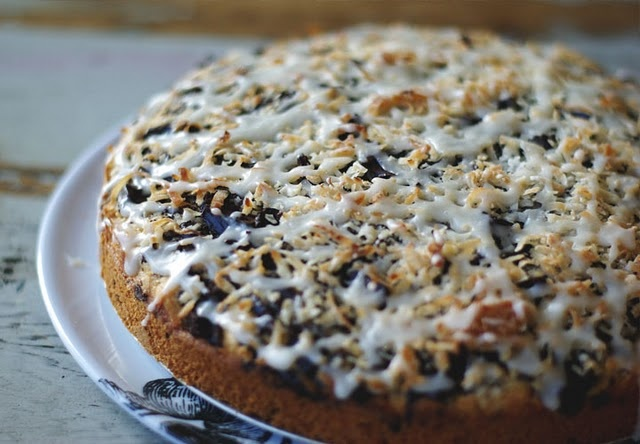 chocolate chip coconut cake | sweets | Pinterest | Coconut Cakes ...