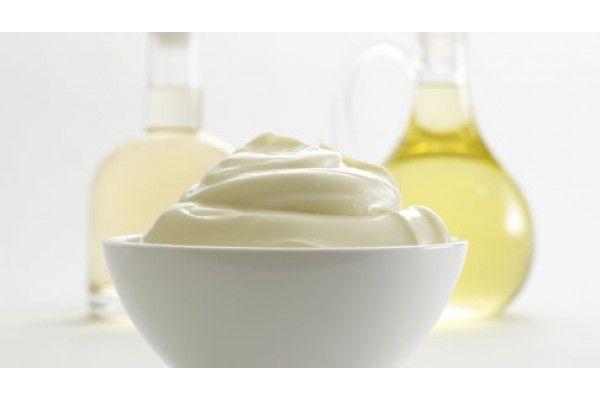 Receta mayonesa casera sin huevo - Cómo preparar Lactonesa - Cómo hacer salsa mayonesa casera con huevo - Cómo se hace la mayonesa light - Mayonesa receta