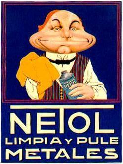 Netol @@@@......http://www.pinterest.com/marajosmuoz/publicidad-antigua/