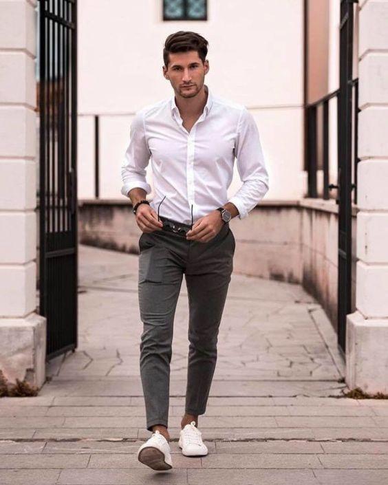 b918c24b5d Esporte Fino Masculino. Macho Moda - Blog de Moda Masculina  ESPORTE FINO   Como Usar esse Tipo de Traje  Como se vestir Esporte Fino