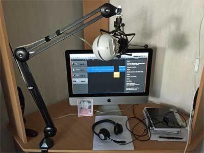 Dags att starta en podcast