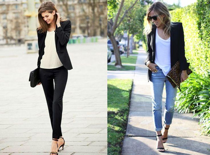 Para un look formal o informal, para un día de calor o un día fresco