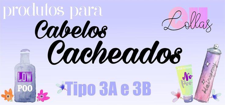 Oi cacheadas lindas com cabelos tipo 3A e 3B , esse post é especial para vocês. Meu cabelo é um mix desses dois tipos com cachos be...