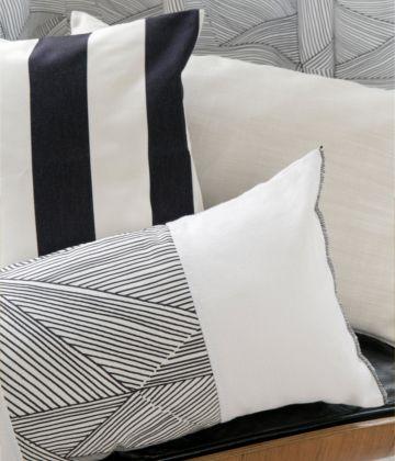 Toiles de Mayenne – Tisseur & Éditeur depuis 1806  #interior #design #fabric #cushion