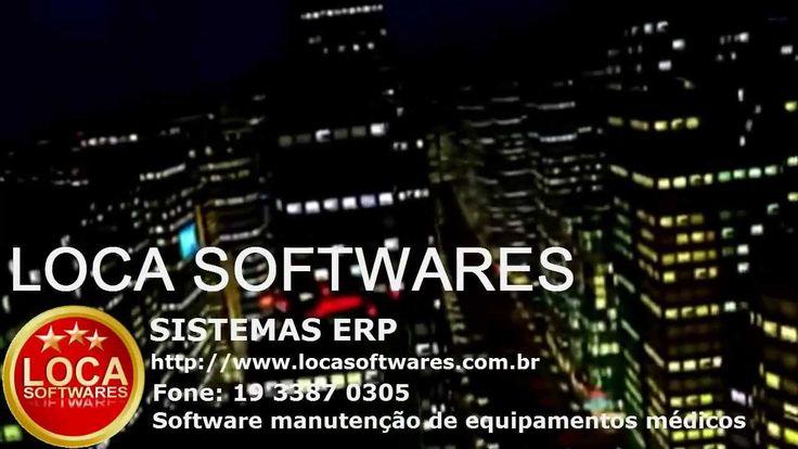 Software manutenção de equipamentos médicos e hospitalares