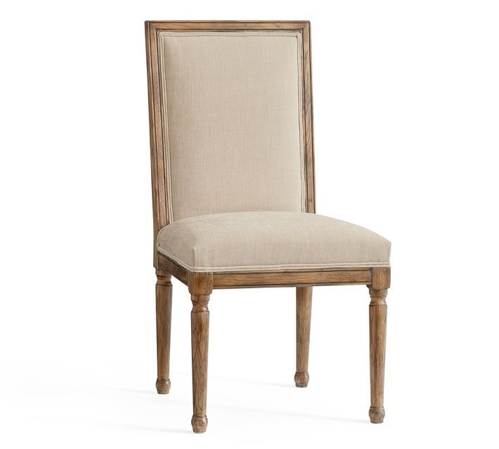 We Love This Miller Side Chair From Pottery