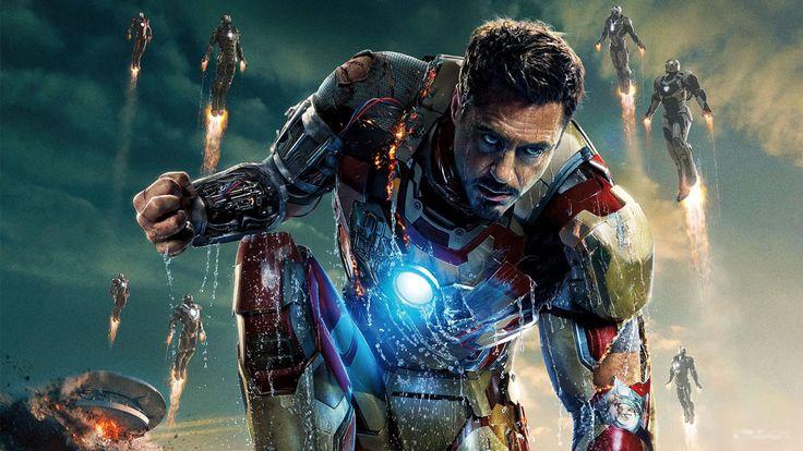 Robert Downey Jr's Iron Man Wallpaper #56046 - Resolution 1600x900 px