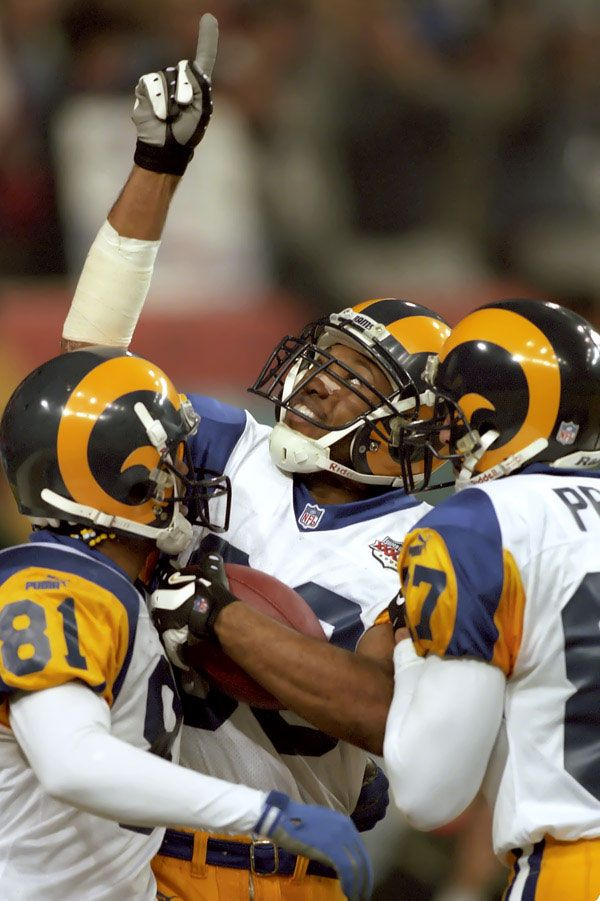 30 best Torry Holt 7 Ram images on Pinterest  Torry holt, Football cards and Soccer cards