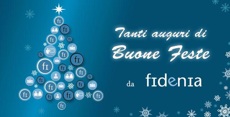 Buon Natale da Fidenia! #natale #fidenia