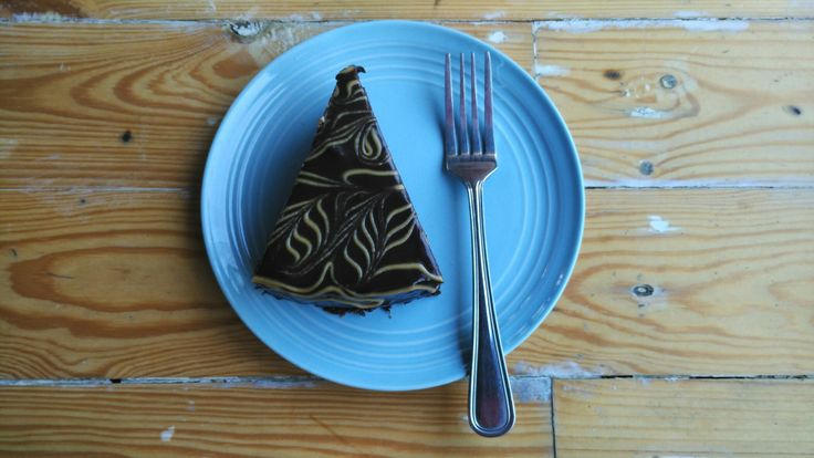 Choco peanut cake..