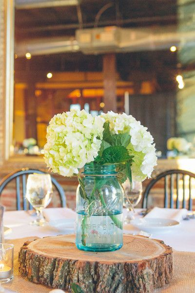 Best images about blue mason jars wedding on