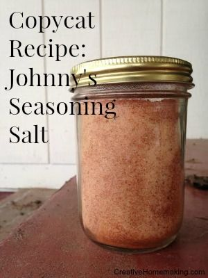If your family loves Johnnys seasoning salt then give this easy MSG-free recipe a try.