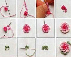 Una rosa Muy hermosa