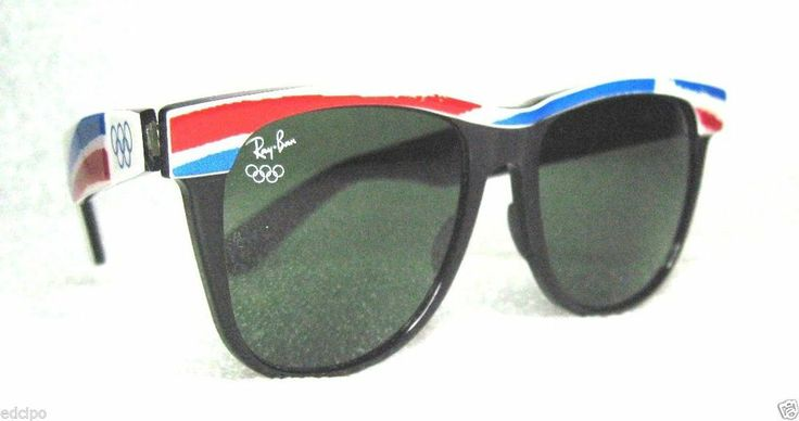 *DLX SPORT WAYFARER II 1992 OLYMPICS Albertville, France...Go USA!!!