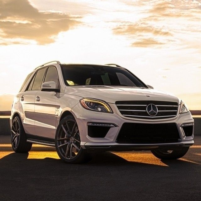 Acclaimed safety, advanced luxury: just two of its family values.  #MBPhotoCredit @pepperyandell  #Mercedes #Benz #MClass #ML63 #ML63AMG #SUV #4MATIC #carsofinstagram #germancars #luxury