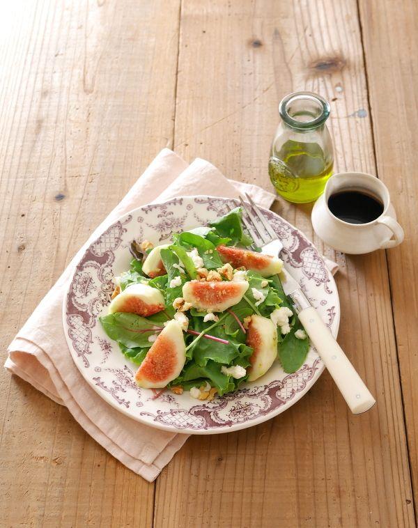 旬を味わう!イチジクのサラダ by Mie | レシピサイト「Nadia ...
