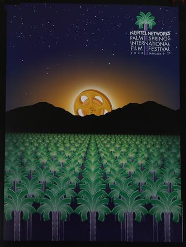 Palm Springs International Film Festival 2003 Poster
