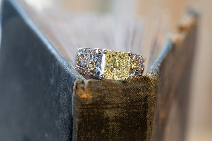 Canary diamond rings are the most adaptive fashion trend this decade! Meet the girls new best friend. See more here: http://www.timsouza.com
