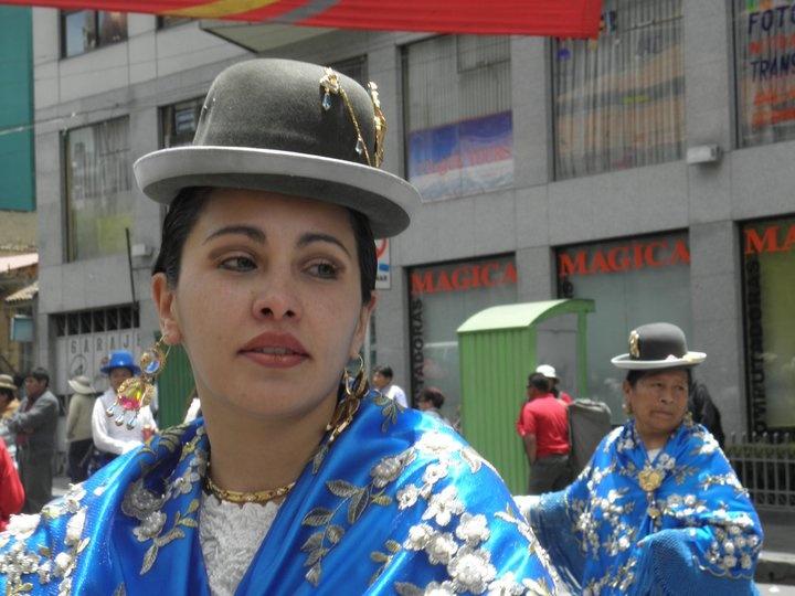La Paz. Bolivia. Photo: Javier Valenzuela