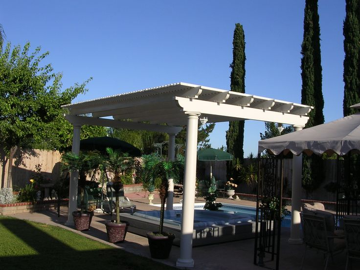 Free standing patio cover my backyard pinterest for Free standing patio cover