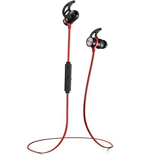 BHS-730 Bluetooth Earbuds Runner Headset Sport Earphones with Mic and Lifetime
