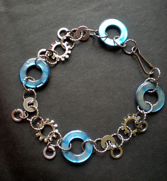 Anklet: Hardware Jewelry