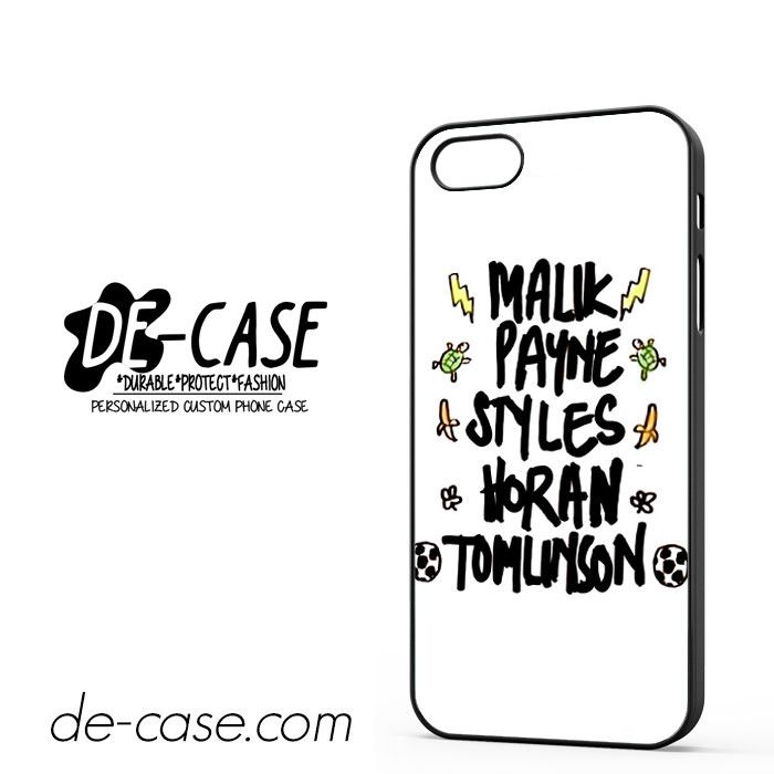 One Directin Names DEAL-8189 Apple Phonecase Cover For Iphone SE Case