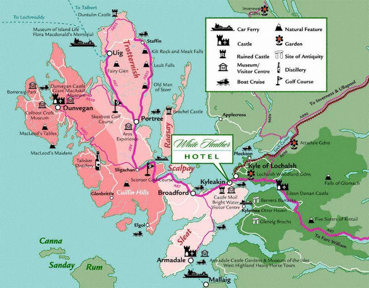 isle of skye map pdf