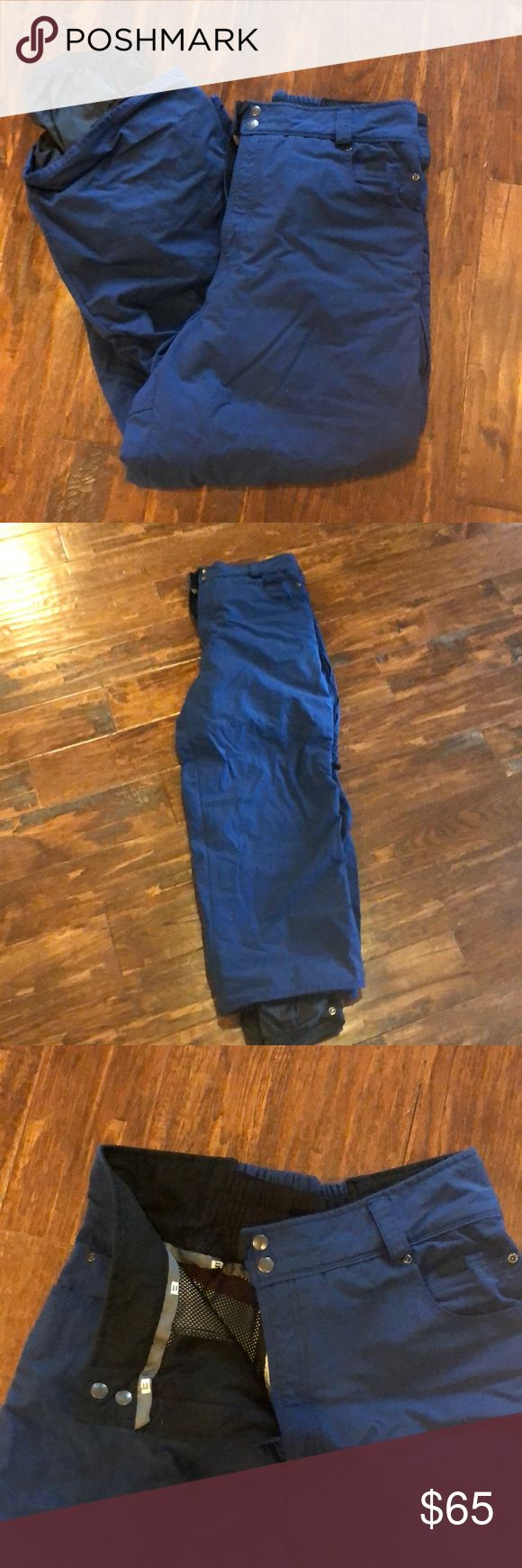 Burton Biolight Men's Snowboard Pant Biolight Pant in good condition! See photo for description specifics. These have been gently worn but have no apparent flaws. Originally retailed for around $140. Burton Jackets & Coats Ski & Snowboard