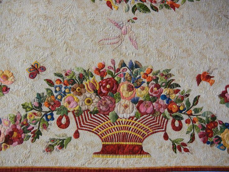 Quilts, Gravestones, and Elusive Ancestors: PA National Quilt Extravaganza