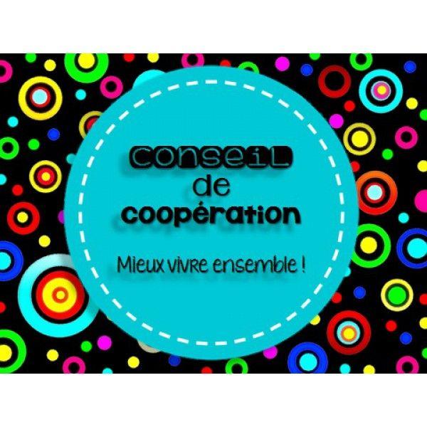 Conseil de coopération - Mieux vivre ensemble !