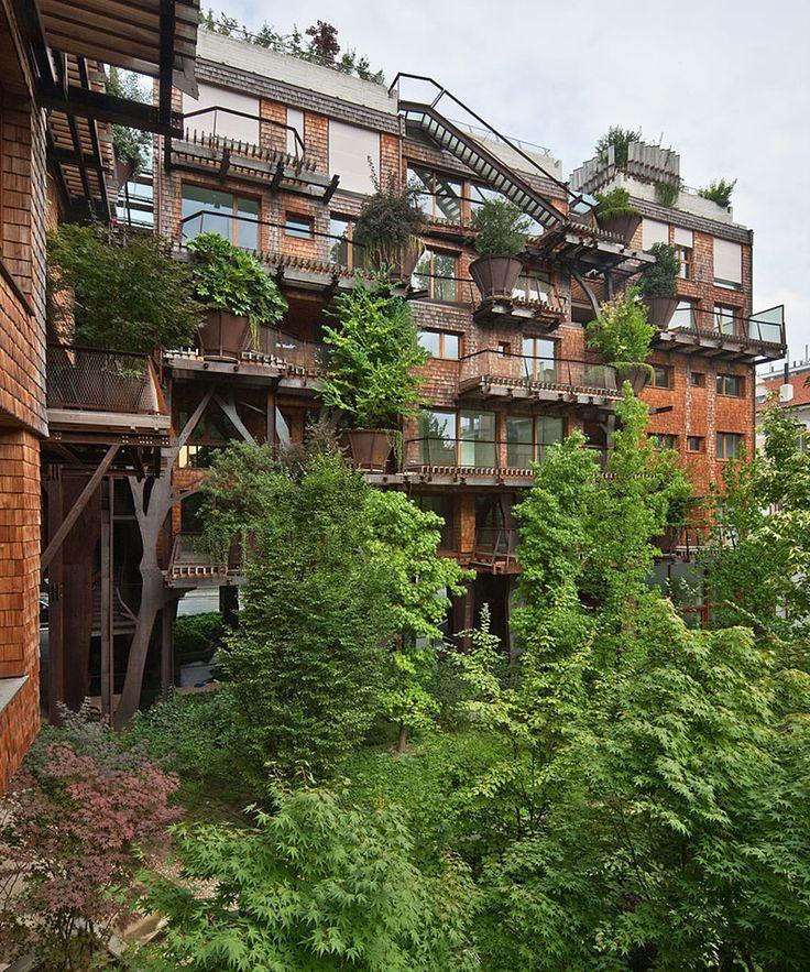 Appartementen boomhuis Turijn 6