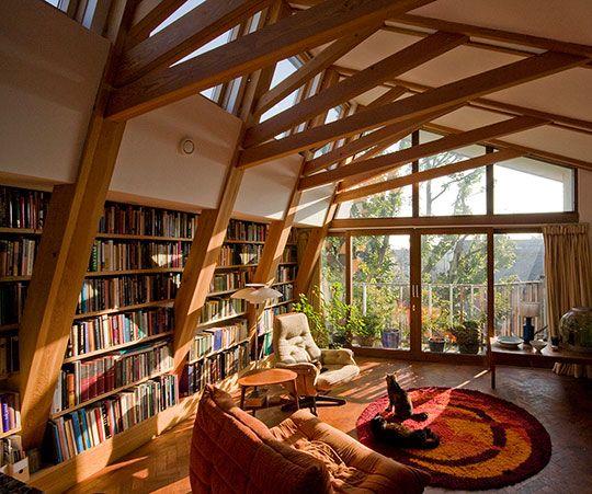 Home Library, I'm Really Jealous
