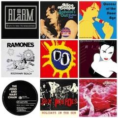 The SLIS Best Alternative Rock Summer Playlist