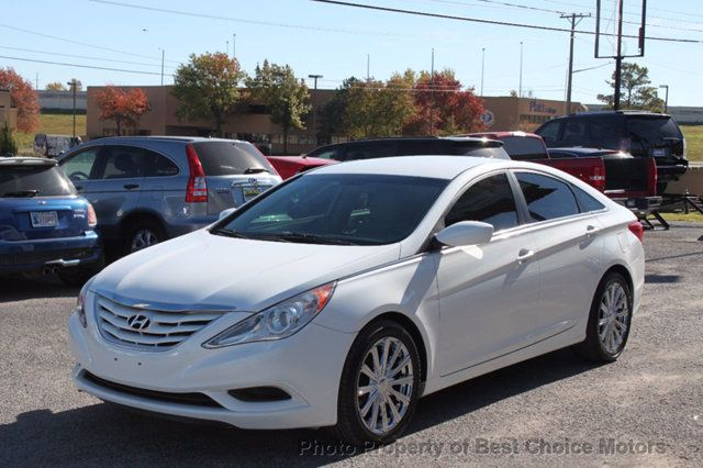 2011 Hyundai Sonata GLS - Click to see full-size photo viewer