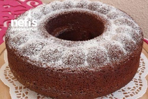 Yumuşacık Pudingli Kek Tarifi