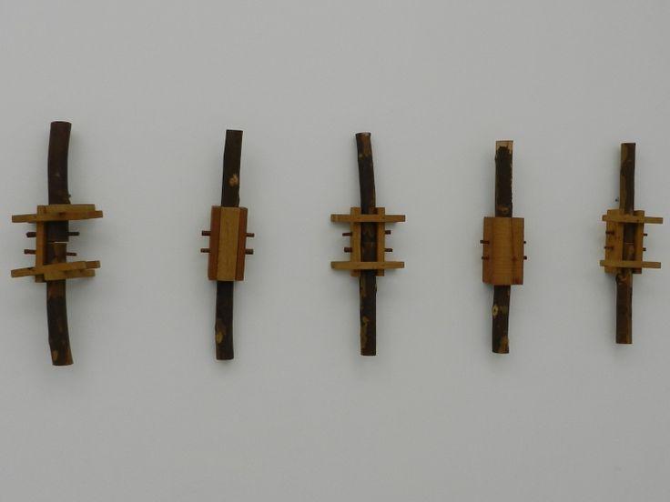 St Etienne Musée d'Art Moderne - Juillet 2011, Bernard Pagès