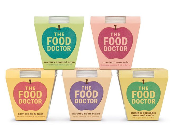 The Food Doctor on Packaging of the World - Creative Package Design Gallery