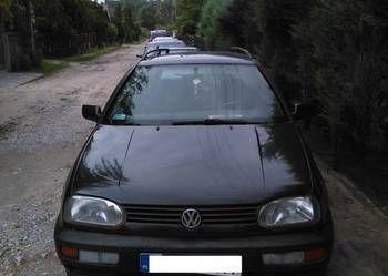 Volkswagen Golf 94r 1.9D kombi ma papiery, na chodzie, Tanio