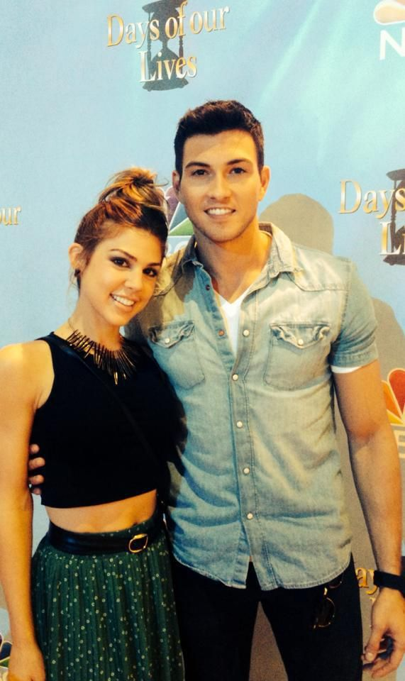 Kate Mansi Robert Scott Wilson Days of Our Lives spoilers DOOL spoilers Ben and Abigail